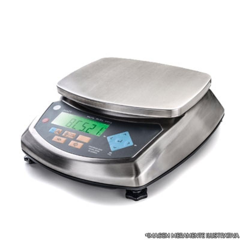 Balança de Precisão Digital para Cozinha Dic IV - Balança de Precisão Digital Pequena