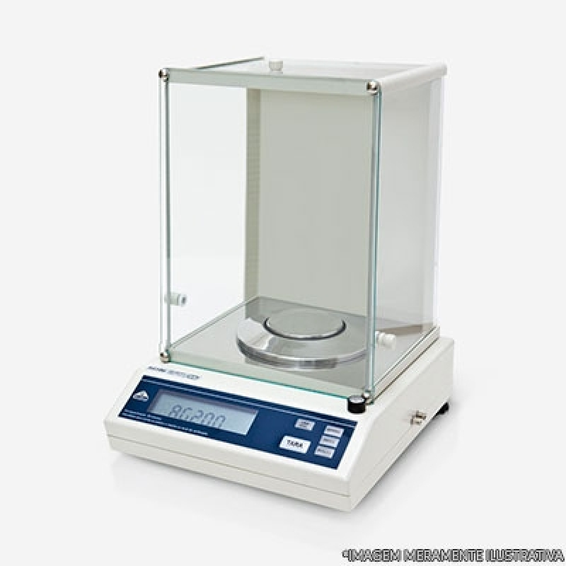 Distribuidor de Balança Analitica Química Bairro da Ponte - Balança Analitica 4 Casas Decimais