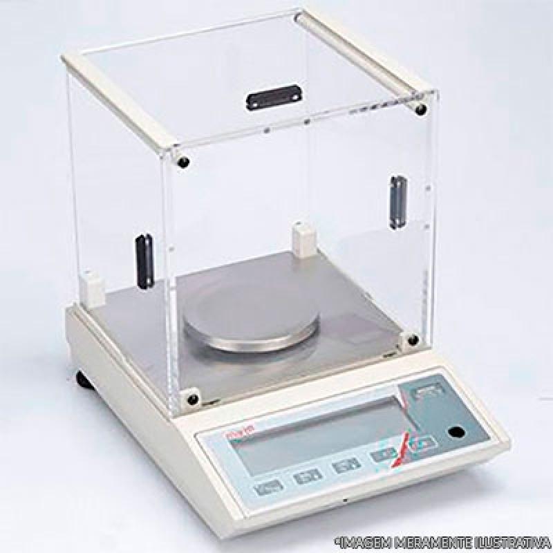 Distribuidor de Balança Analitica Sumaré - Balança Semi Analitica de Laboratório