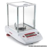 balança analitica química