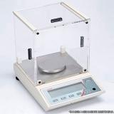 distribuidor de balança analitica Tanque